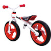 JDBug Training Bike Eva Tire avec frein rouge